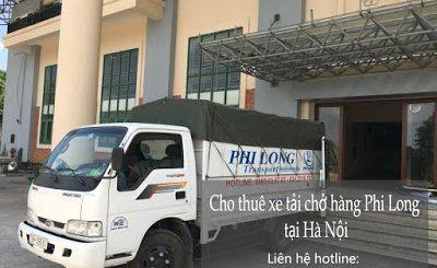 Dịch vụ taxi tải giá rẻ Phi Long tại phố Nguyễn Lân