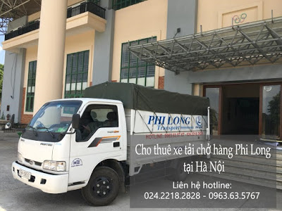 Dịch vụ taxi tải giá rẻ Phi Long tại đường hồng hà