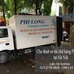 Dịch vụ taxi tải giá rẻ tại đường Quảng Bá