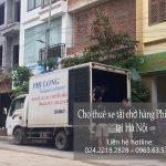 Dịch vụ taxi tải giá rẻ Phi Long tại đường Trần Vỹ