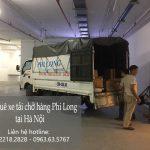 Dịch vụ taxi tải giá rẻ Phi Long tại đường cổ linh