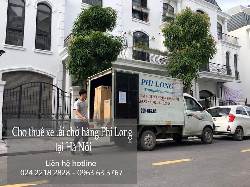 Dịch vụ taxi tải Phi Long tại đường Xuân Phương