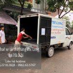 Dịch vụ taxi tải giá rẻ Phi Long tại phường Ngọc Thụy
