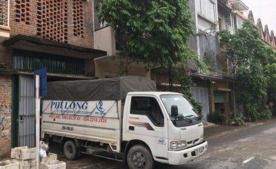 Chuyển nhà chất lượng Phi Long phố Trần Cung