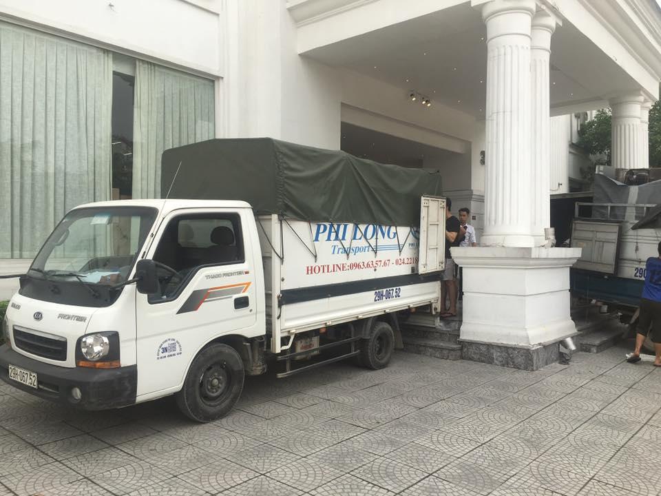 dịch vụ thuê xe tải 5 tạ tại đường lâm hạ