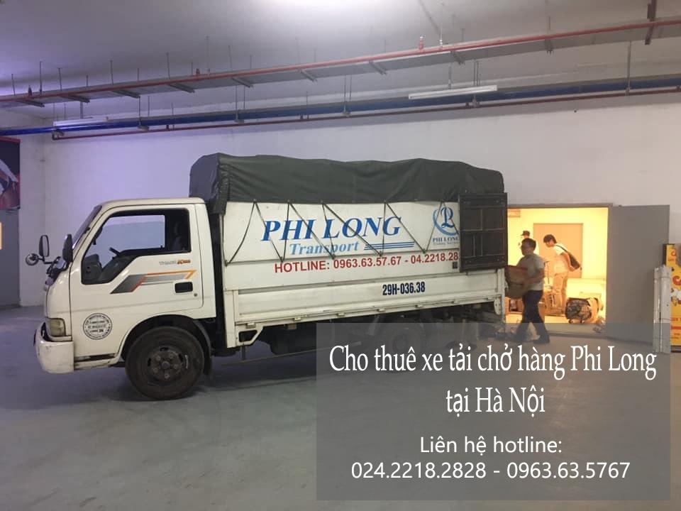 Dịch vụ taxi tải Phi Long tại đường Tân Mai