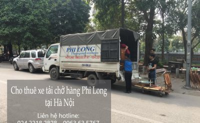 Xe tải chất lượng giá rẻ Phi Long phố Tràng Tiền