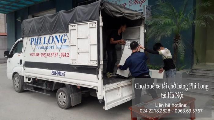 taxi tải giá rẻ hà nội tại đường long biên 1