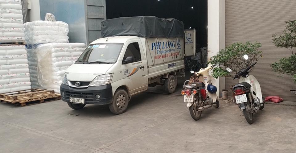 thuê xe chở hàng 5 tạ phi long tại đường ngô viết thụ