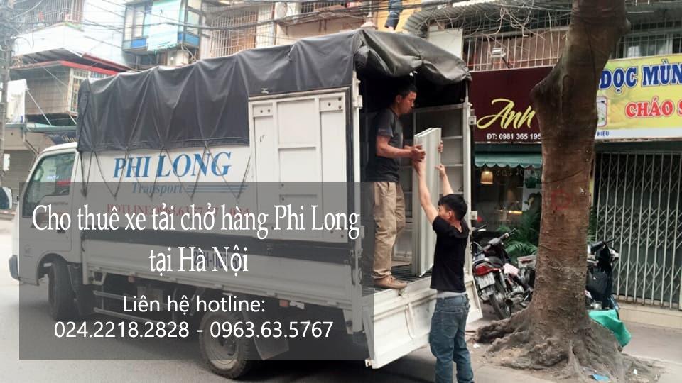 Dịch vụ taxi tải Phi Long tại đường Vũ Xuân Thiều