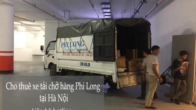 Dịch vụ taxi tải Phi Long tại đường Phạm Khắc Quảng