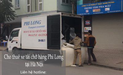 taxi tải Phi Long luôn đồng hành cùng khách hàng vận chuyển