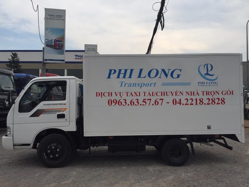 Thuê xe tải phố Mai Anh Tuấn đi Quảng Ninh