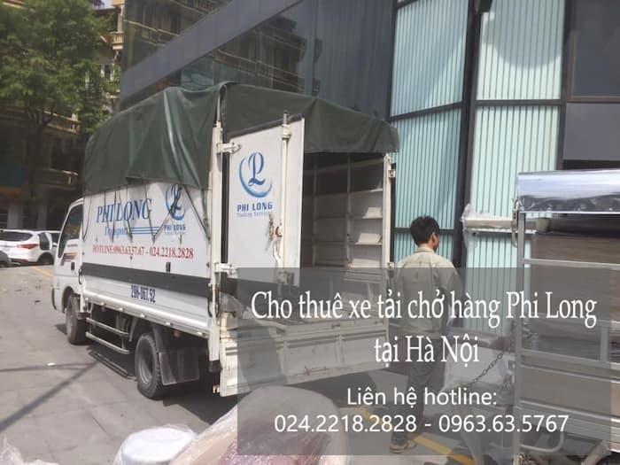 taxi tải chở hàng phố Giang Văn Minh đi Hải Dương