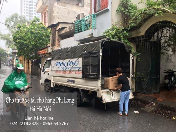 Taxi tải giá rẻ tại Hà Nội đi Nam Định