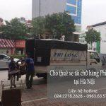 cho thuê xe tải tại phố Bằng Liệt đi quận Long Biên.