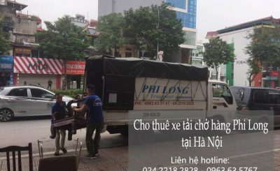 thuê xe tải giá rẻ Phi Long tại Hà Nội