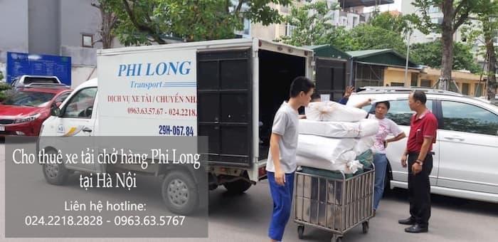 thuê xe chở hàng 5 tạ từ phố Hàng Than đi Hải Dương