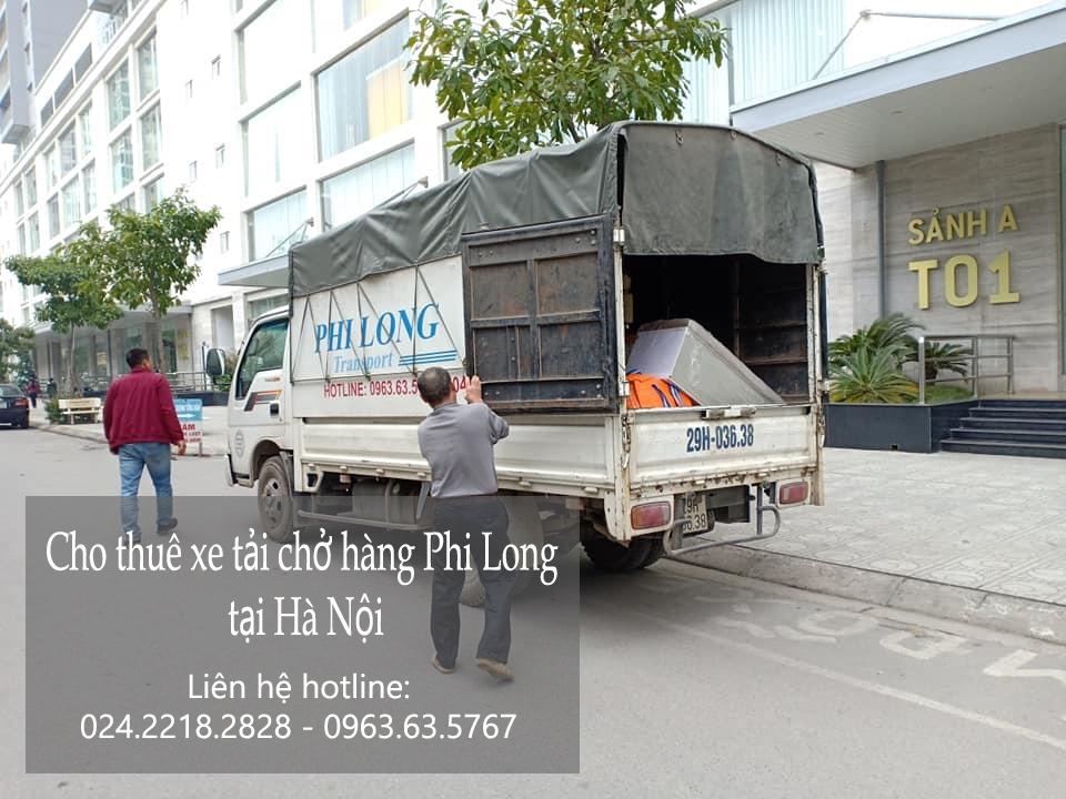 Dịch vụ taxi tải phố Quần Ngựa đi Hải Dương