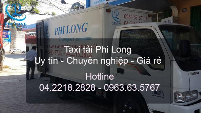 Cho thuê xe tải tại đường Lê Trọng Tấn đi Hải Phòng