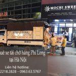 Taxi tải vận chuyển phố Tràng Thi đi Hòa Bình