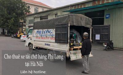 Taxi tải giá rẻ phố Gầm Cầu đi Hòa Bình