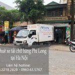 Taxi tải giá rẻ phố Lê Thạch đi Hòa Bình