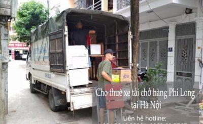 Taxi tải giá rẻ phố Hàng Bún đi Hòa Bình