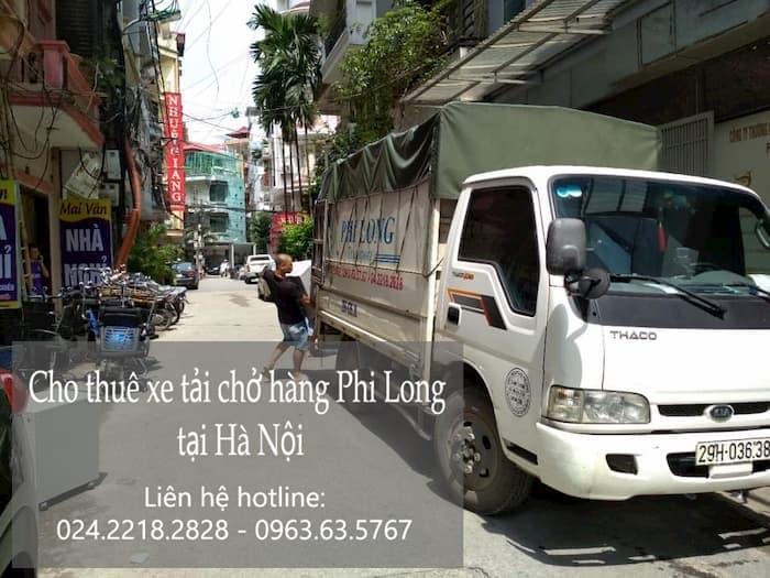 Taxi tải giá rẻ phố Hàn Thuyên đi Hòa Bình