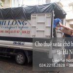 Taxi tải giá rẻ tại đường Tây Trà đi Hải Phòng