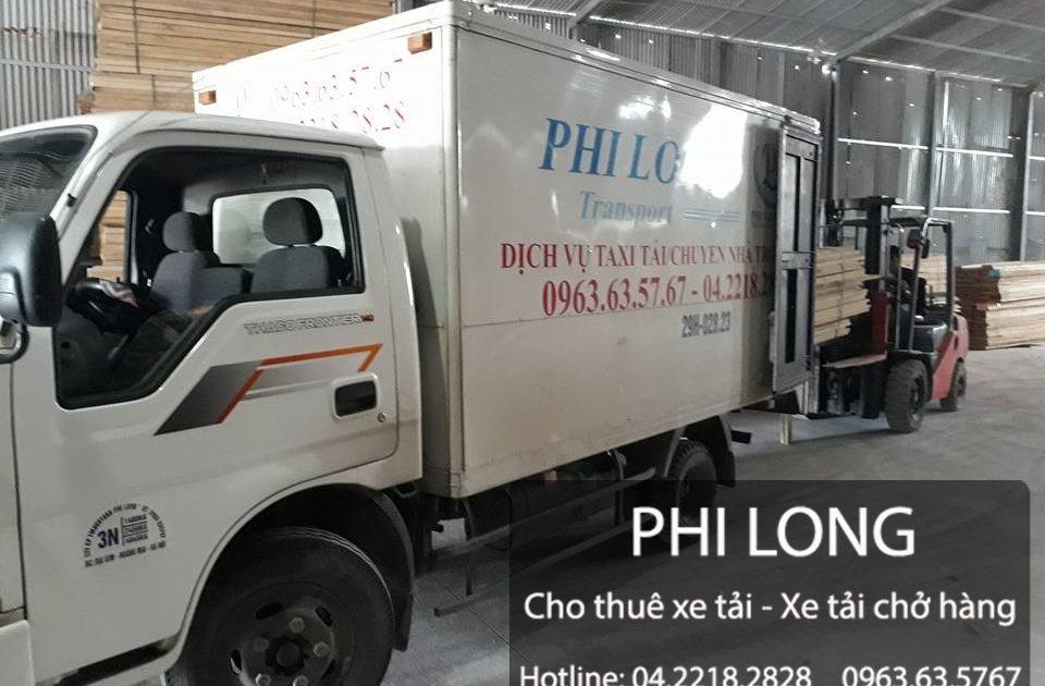 Thuê xe tải đường Thạch Bàn đi Quảng Ninh