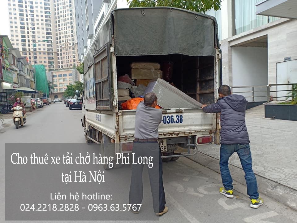 Taxi tải giá rẻ phố Giang Văn Minh đi Thanh Hóa