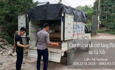 Cho thuê xe tải phố Phú Yên đi Bắc Giang