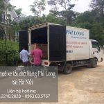 Taxi tải giá rẻ tại đường Bát Khối đi Hải Phòng