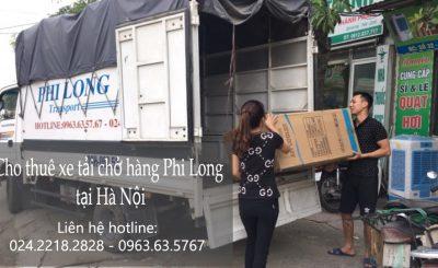 Taxi tải giá rẻ phố Hàng Bông đi Hòa Bình