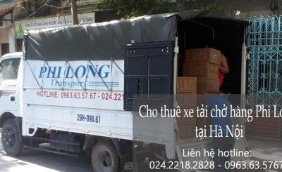 Cho thuê xe tải tại đường Nguyễn Khoái đi Ninh Bình