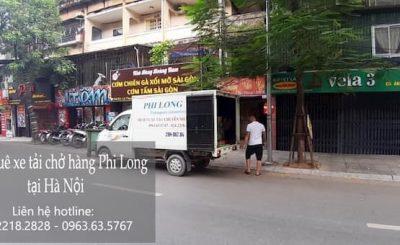Taxi tải giá rẻ Phi Long phố Cửa Đông đi Hòa Bình