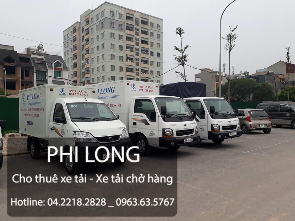 Taxi tải giá rẻ phố Nhà Hỏa đi Hòa Bình
