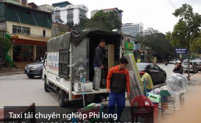 Taxi tải giá rẻ phố Nam Ngư đi Hòa Bình
