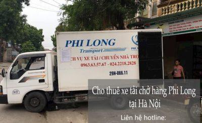 Taxi tải giá rẻ phố Hàng Đồng đi Hòa Bình