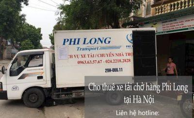 Taxi tải giá rẻ Phi Long phố Vọng Hà đi Quảng Ninh