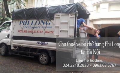 Taxi tải giá rẻ tại đường Thúy Lĩnh đi Hải Phòng