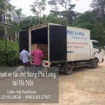 Taxi tải giá rẻ Phi Long từ đường Kim Giang đi Hải Phòng