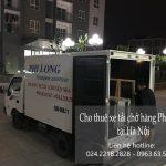 Taxi tải giá rẻ phố Hàng Bồ đi Quảng Ninh