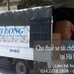 Taxi tải giá rẻ tại đường Nguyễn Đức Thuận đi Cao Bằng
