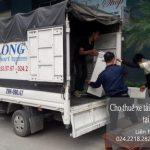 Dịch vụ taxi tải giá tại phố Mai Phúc đi Bắc Kạn