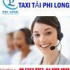 Tổng đài taxi tải Phi Long tại thành phố Hà Nội
