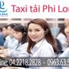 Giới thiệu taxi tải Phi Long tại Hà Nội